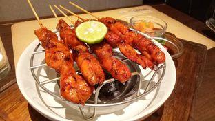 Foto 5 - Makanan(chicken satay nusantara) di Seribu Rasa oleh maysfood journal.blogspot.com Maygreen