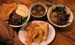 Mie Ceker Bandung