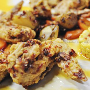 Foto 2 - Makanan di Warung Celup oleh Eat and Leisure