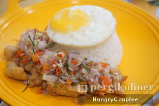 Foto 1 - Makanan di Cheeky Monkey oleh Hungry Couplee
