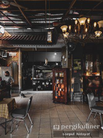 Foto Interior di House of Tea
