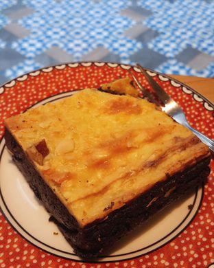 Foto 2 - Makanan(Choco Cheese Brownies) di Giyanti Coffee Roastery oleh Claudia @claudisfoodjournal