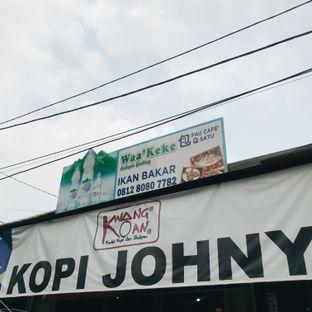 Foto 1 - Eksterior di Kwang Koan - Kopi Johny oleh Della Ayu