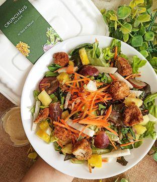 Foto review Crunchaus Salads oleh Junior  1