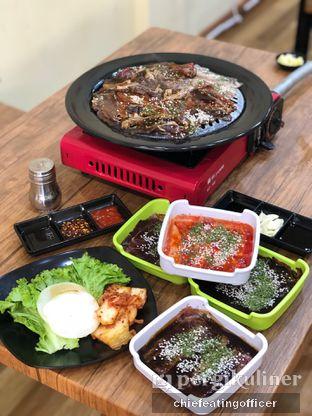 Foto 1 - Makanan di GRILL BOSSQ oleh Cubi