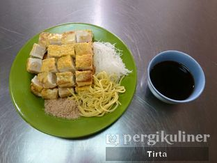 Foto 2 - Makanan(sanitize(image.caption)) di Pempek Palembang Asli Chandra oleh Tirta Lie