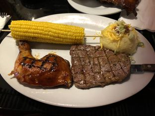 Foto 1 - Makanan di Tony Roma's oleh Budi Lee