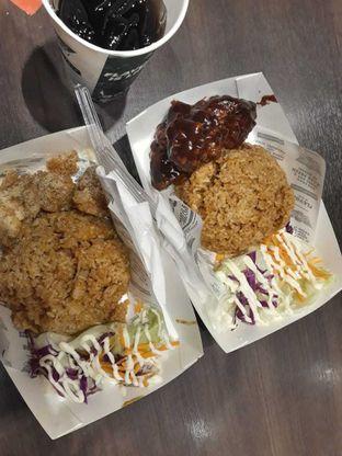 Foto 2 - Makanan di Wingstop oleh Widya Destiana