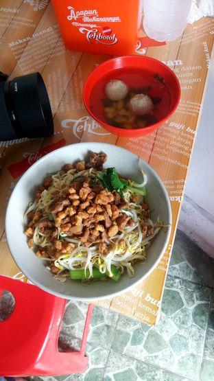 Foto 2 - Makanan di Bakmie Jamur Vegan Vegetarian 99 oleh Foods _Storyy