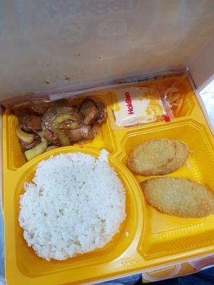 Foto 1 - Makanan di HokBen (Hoka Hoka Bento) oleh Yuli || IG: @franzeskayuli