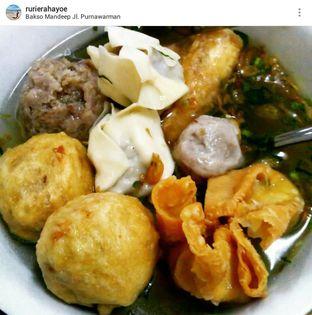 Foto review Mandeep Bakso Malang Asli oleh Rury Rahayu Dee 1