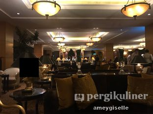 Foto review The Cascade Lounge - Hotel Mulia oleh Hungry Mommy 5