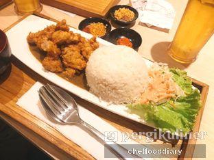 Foto 2 - Makanan(Chicken Karaage Curry RiceChicken Karaage Curry Rice) di Menya Musashi Bukotsu oleh Rachel Intan Tobing
