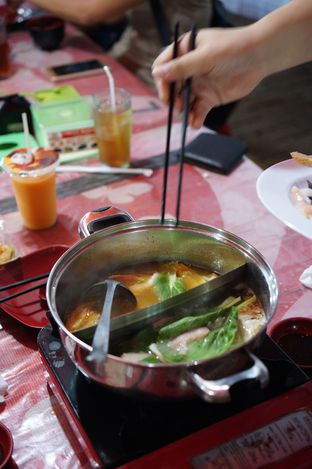 Foto 3 - Makanan di 100% Suki Shabu - Shabu & BBQ oleh Kevin Leonardi @makancengli