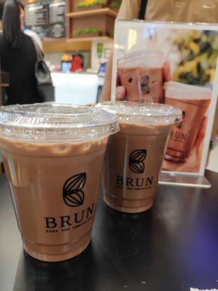 Foto 1 - Makanan(Brun signature and choco banana) di BRUN Premium Chocolate oleh Gabriel Yudha | IG:gabrielyudha