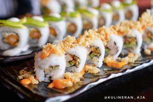 Foto 1 - Makanan(Crunchy Roll) di OTW Sushi oleh @kulineran_aja