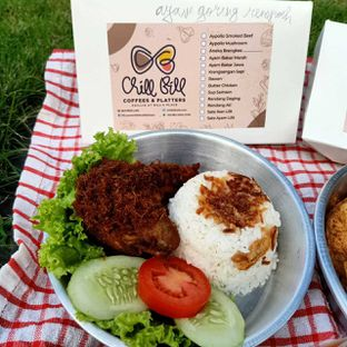 Foto review Chill Bill Coffees & Platters oleh Merlin makan 3