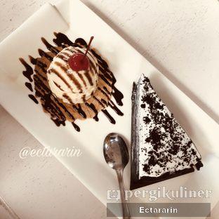 Foto 2 - Makanan(Crepes Cake Ice Cream) di Palazzo Zangrandi oleh Ectararin
