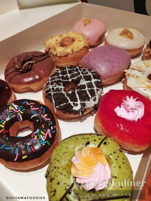 Foto review Krispy Kreme oleh Andre Joesman 7