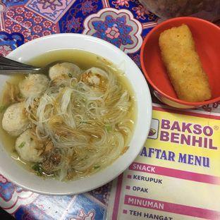Foto review Bakso Benhil oleh Vina @Ravient88 1
