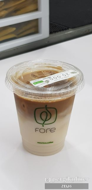 Foto review Fore Coffee oleh @teddyzelig  1