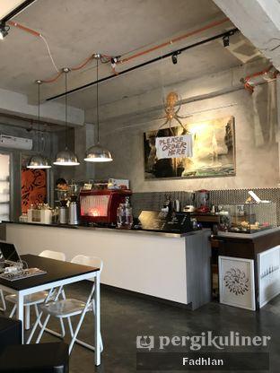 Foto 1 - Interior di Numo Art & Coffee oleh Muhammad Fadhlan (@jktfoodseeker)
