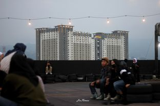 Foto review Rooftop Coffee Shop oleh Ana Farkhana 4