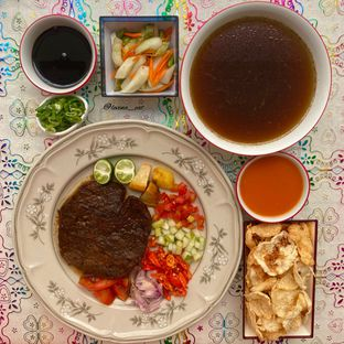 Foto 9 - Makanan di Soto Betawi Nyonya Afung oleh Levina JV (IG : @levina_eat & @levinajv)