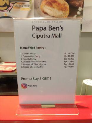 Foto 5 - Menu di Papa Ben's oleh Nana (IG: @foodlover_gallery)