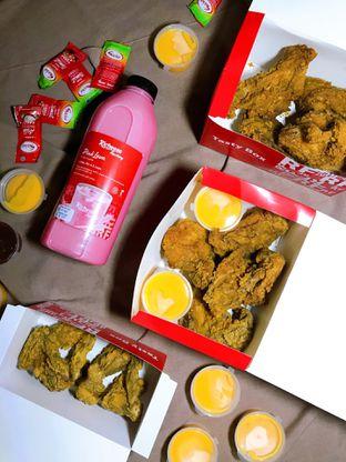 Foto 2 - Makanan di Richeese Factory oleh yudistira ishak abrar