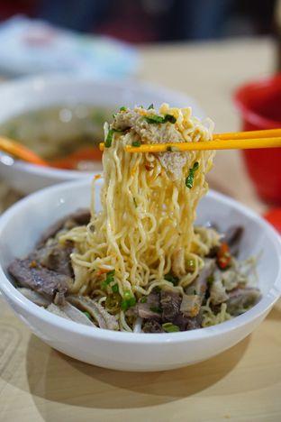 Foto 2 - Makanan di Bakmi Daging Sapi & Babat 69 oleh Nanakoot