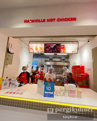 Foto review Hot Stuff Chicken oleh Tiny HSW. IG : @tinyfoodjournal 4