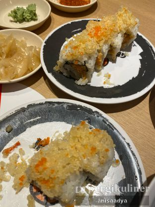 Foto 1 - Makanan di Genki Sushi oleh Anisa Adya