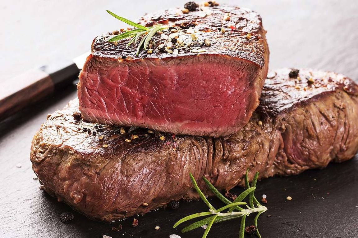 Image result for tenderloin and sirloin