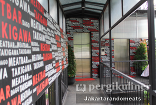 Foto review Takigawa Meatbar In The Sky oleh Jakartarandomeats 11