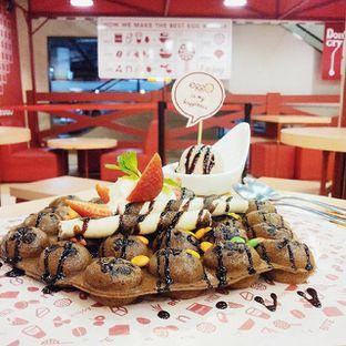 Foto 2 - Makanan(Choco Madness) di Eggo Waffle oleh Erika Karmelia
