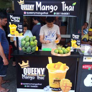 Foto 1 - Interior di Queeny Mango Thai oleh Chris Chan