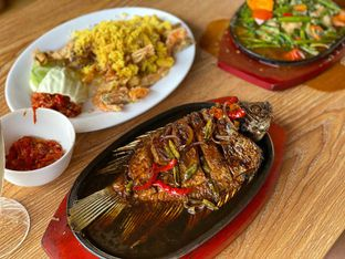 Foto review Rumah Makan Kampung Kecil oleh Jeljel  4