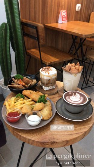 Foto 1 - Makanan di Pivot Coffee oleh a bogus foodie