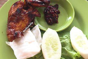 Foto Ayam Bakar Megaria