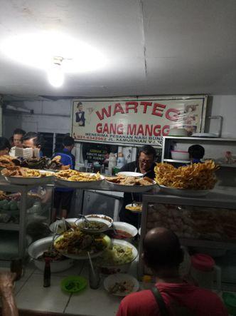 Foto Interior di Warteg Gang Mangga