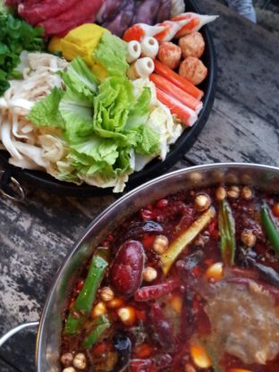 Foto 6 - Makanan di Golden Monkey HotPot & BBQ Mongolian oleh Hendy Christianto Chandra