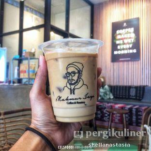 Foto 1 - Makanan(Latte) di Makmur Jaya Coffee Roaster oleh Shella Anastasia