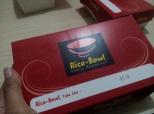 Foto 3 - Makanan di Rice Bowl oleh Desy Mustika