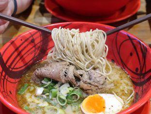 Foto review Universal Noodle Ichiro Ramen Market oleh Eonnidoyanmakan  1