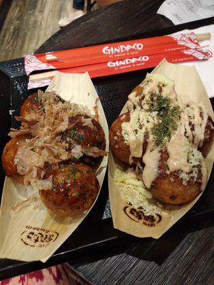 Foto 1 - Makanan di Gindaco oleh Rosalina Rosalina