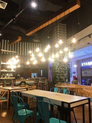 Foto 2 - Interior di Mokka Coffee Cabana oleh Prido ZH