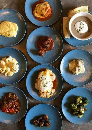 Foto 2 - Makanan di Mangiamo Buffet Italiano oleh @stelmaris