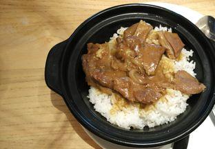 Foto 3 - Makanan(Baked Rice with Mongolian Beef) di Yumzaa oleh Anandic