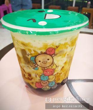 Foto 2 - Makanan(Brown Sugar Bobba Milk Tea) di Fat Bobba oleh Inge Inge